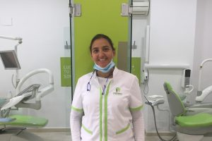 doctora en clinica dental en madrid