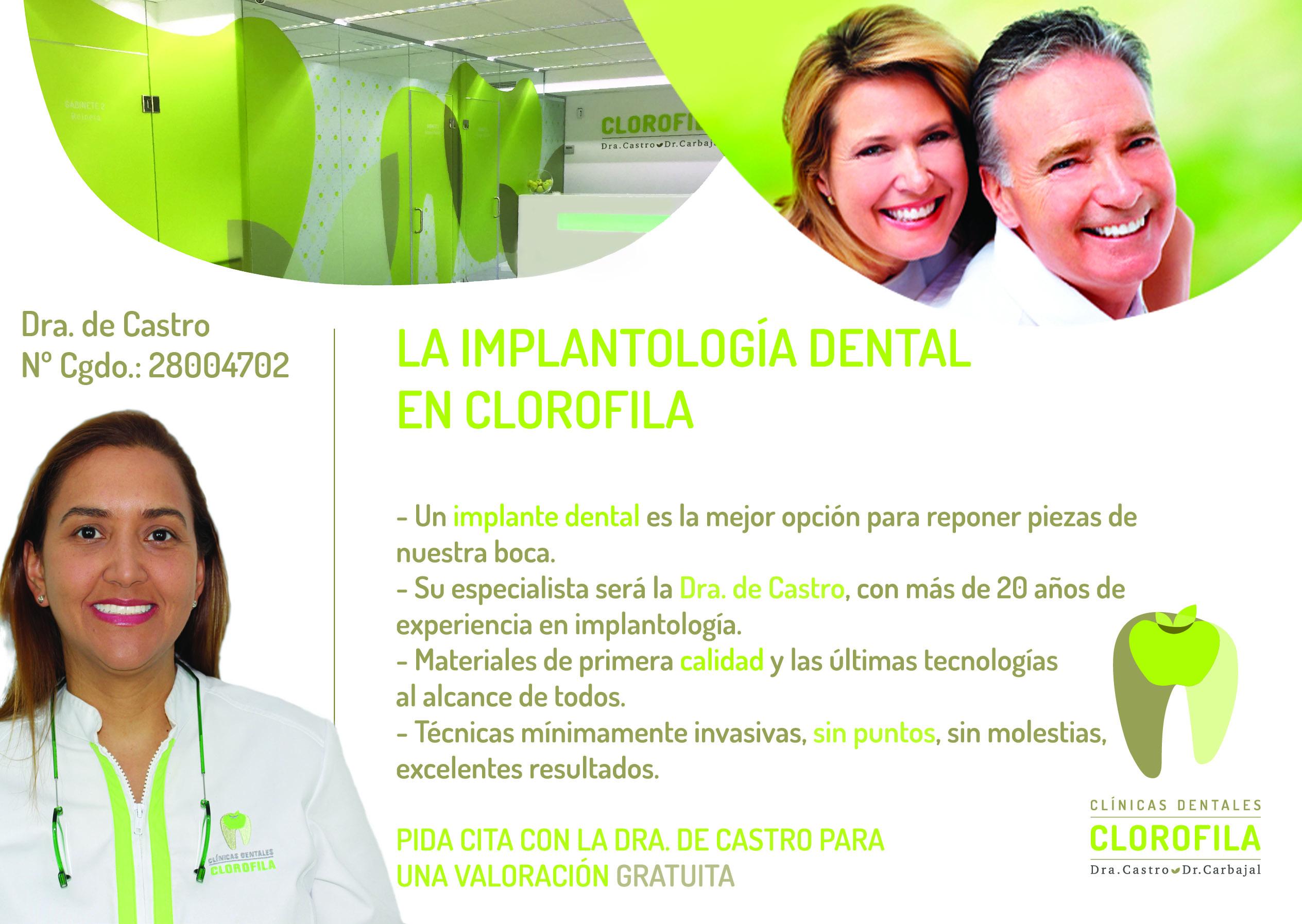 doctora implantes